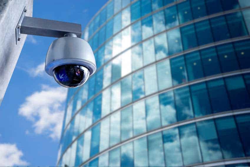monitoramento com câmeras