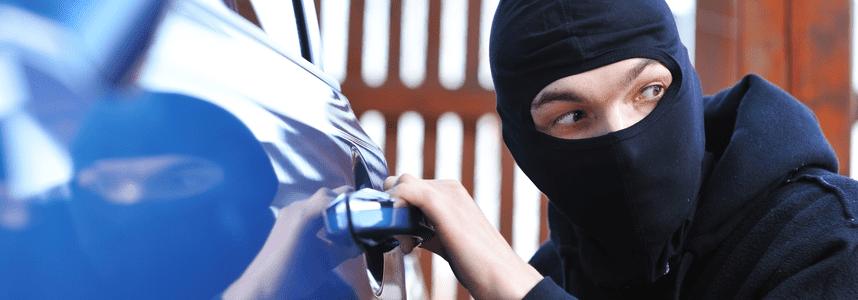 furto de veículos