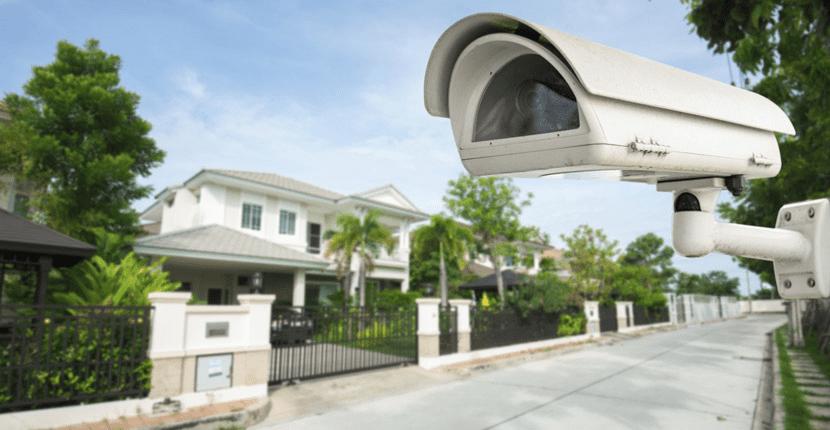 segurança do condomínio