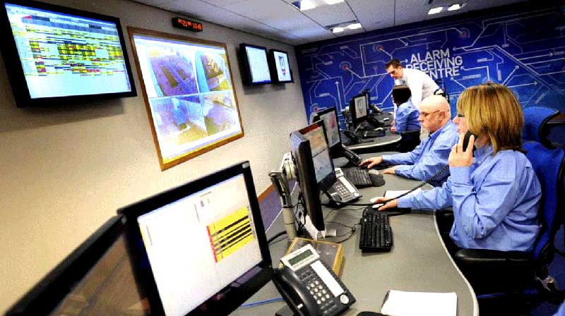alarme monitorado para empresas