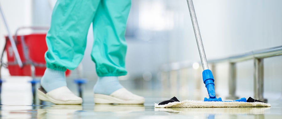 limpeza terceirizada hospitalar