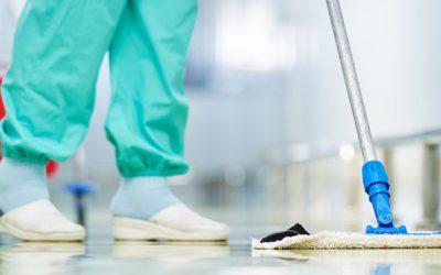 A importância da limpeza terceirizada para hospitais e clínicas