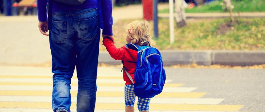 noções de segurança para crianças