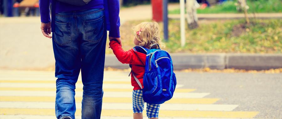 Veja como ensinar noções de segurança para crianças