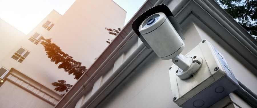 segurança para muros residenciais